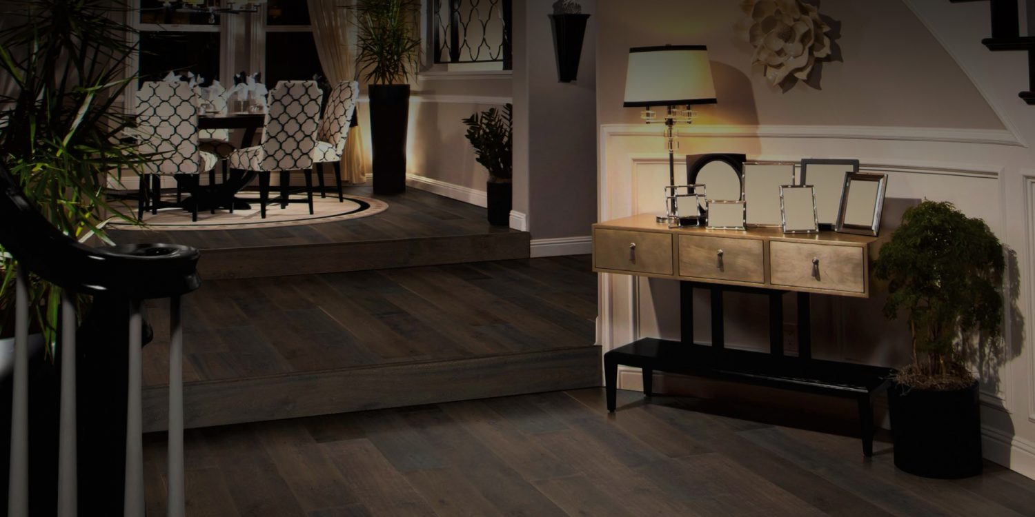 Mission Hardwood Flooring, Living Room - Phoenix, AZ