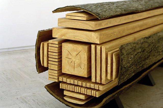 Log cut