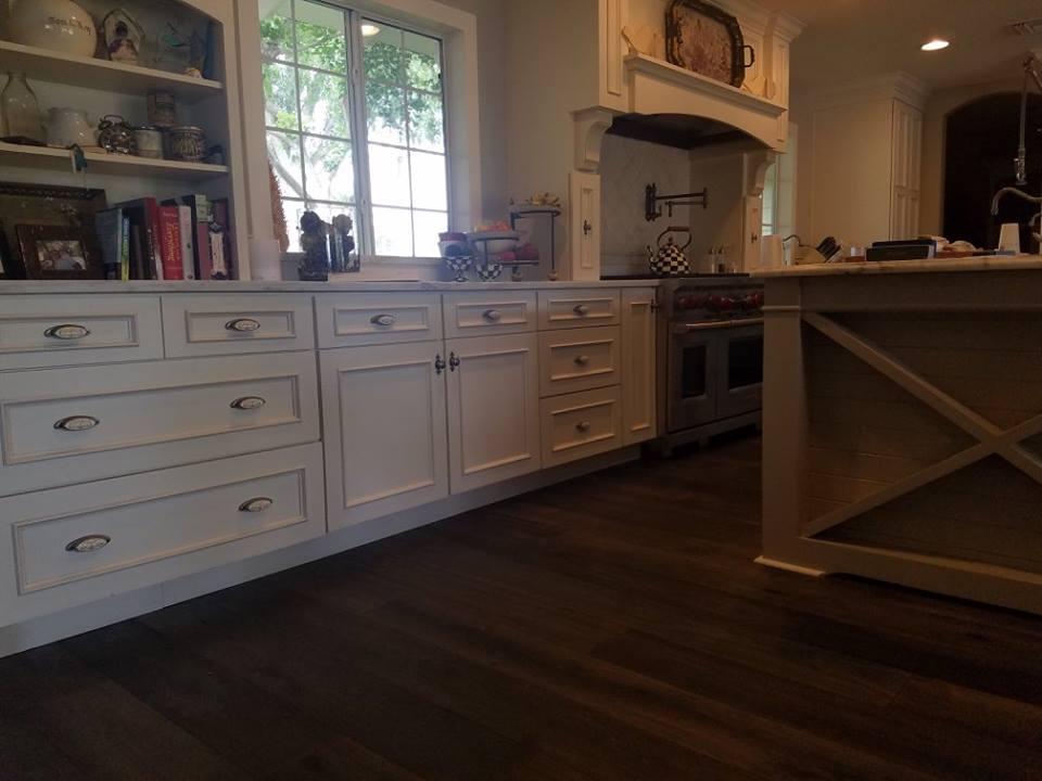 Engineered Custom Hardwood Floors