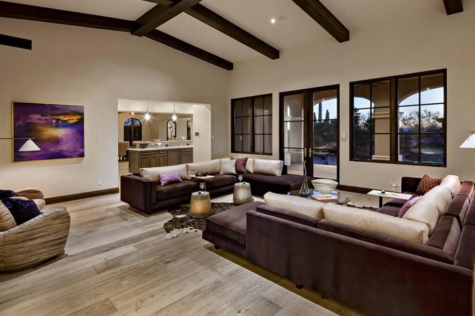 European Oak Floor