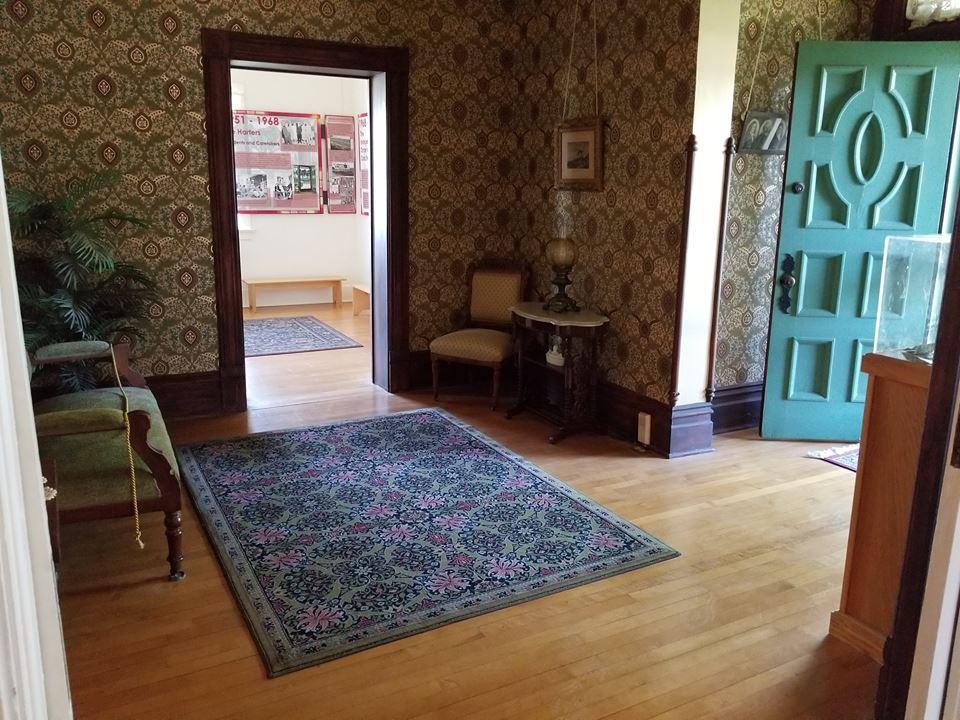 Peterson House Museum Hardwood Floors