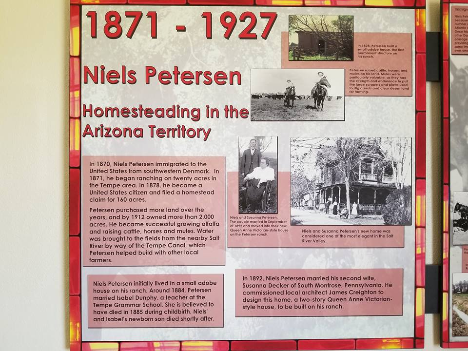 Peterson House Museum Information