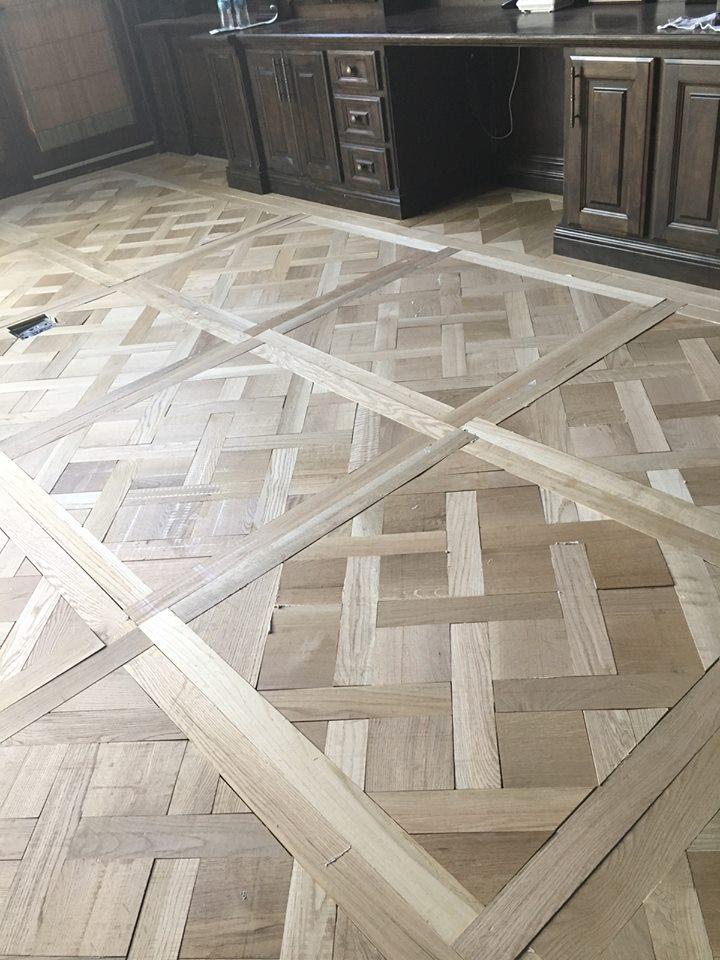 Versailles Parquet Custom Flooring