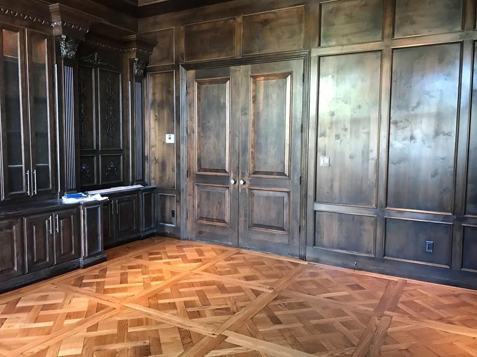 Versailles Parquet Custom Floors