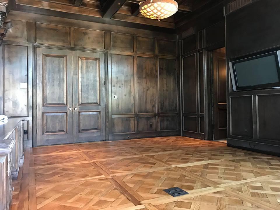 Versailles Parquet Custom Hardwood Flooring