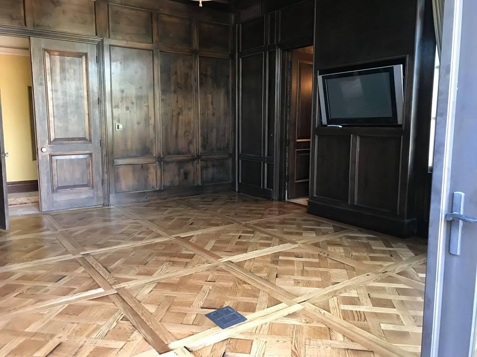 Versailles Parquet Hardwood Floors